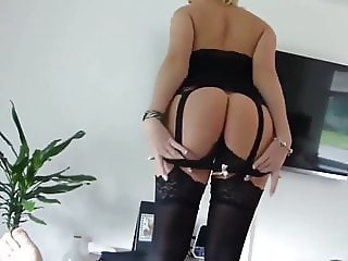 Sexy daughter Gets Anal Creampie from  uncle