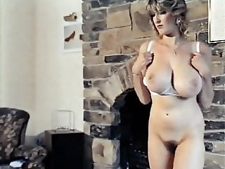 HITS & TITS -  English big bouncy boobs striptease dance