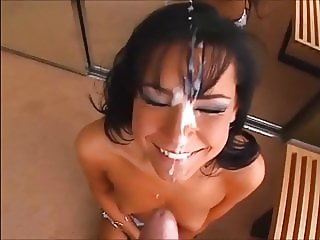 Homemade cum in mouth compilation! Best Sex tape