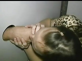 Leopard At The Glory Hole