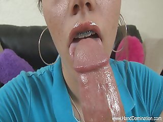 Are these the BEST blowjob lips with braces?