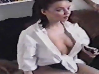 Geri Halliwell - Showing Her Big Tits In Start Of Her Career