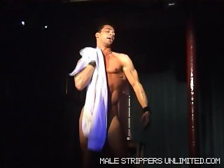 UK Stripper Willy Rimmed and BJ from Lucky Audience Member