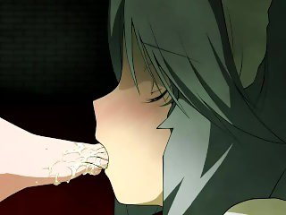 Anime Foot Fetish and Pussy Licking Hentai (Touhou)