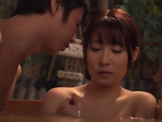 Wife horns her husband during the honeymoon period