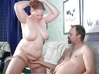 LETSDOEIT - Hardcore Mature Fuck with BBW German Nympho