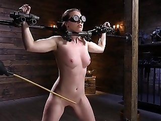 Casey Calvert Destroyed in a Dungeon