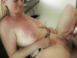 Horny Mature Wife Fucked By Boss During Business Trip