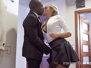PrivateBlack - Victoria Pure Gets Ass Fucked By A Black Cock