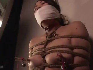 Japanese Gagged
