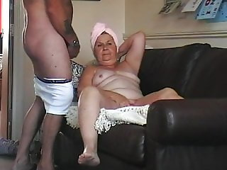 64 year aol granny drinks spunk from a shot glass