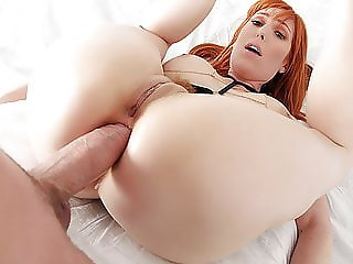 PUREMATURE DEEP Anal with Big Booty Ginger MILF