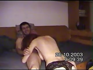 Stepmom & Son Sextape 2003