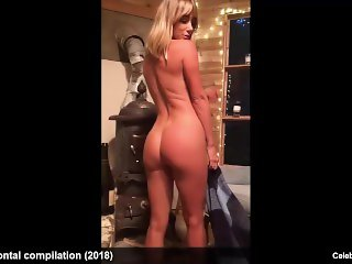 Celebrity Babe Sara Jean Underwood Frontal Nude And Hot Compilation