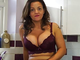 Busty mom wants to fuck