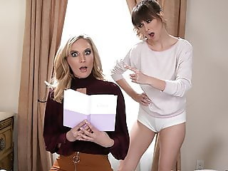 Mom Reads Her Stepdaughter's Diary And She's Shocked!