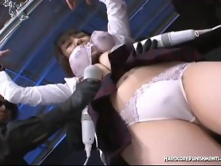 Innovative Asian BDSM Tactics Lead To Intense And Wet Assignation