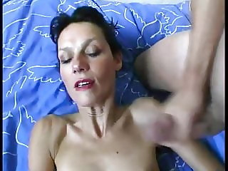 AMATEUR SMALL TITS MATURE GETS ANALIZED