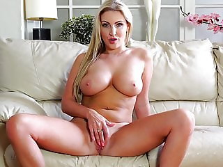 Posh MILF Georgie Lyall needs your cock