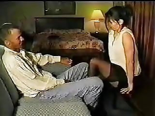 hubby get an escort to fuck his wife