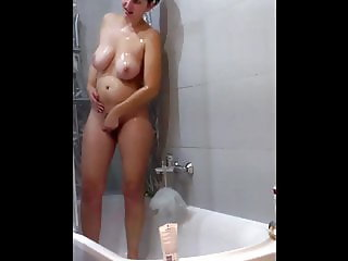 Shower time. Like body?