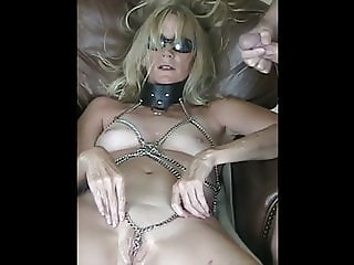 Leaked celebrity homemade bdsm video of Housewive star! pt 1