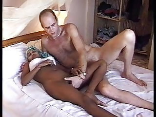two mature with strong breasts