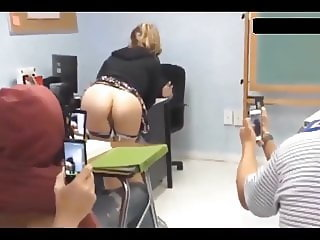 Teen School Slut