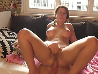 Big cock in the ass