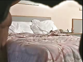 Masturbation of my mom on bed caught by hidden cam