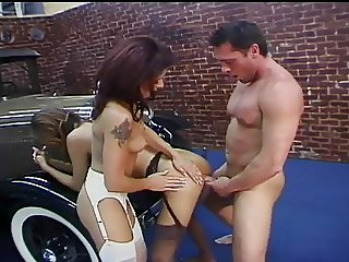 Hot bodied dolls fucked in the ass