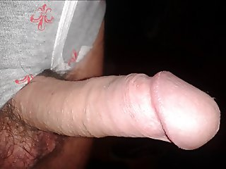 my underwear and cock