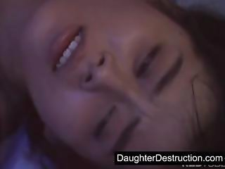 Rough Japanese teen Fucking