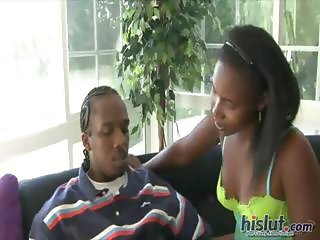 Nikole goes for a ride