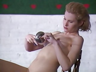 Monique Parent - Nude sports fantasy