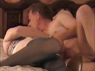 Crossdresser Makes Out with Married Boyfriend