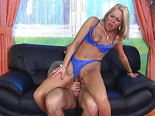 German dirty blond Mature Casting   CSp