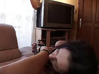 Tatiana & Dhelia Foot Fetish Part 5