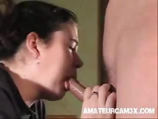 20 minute amateur and homemade cum
