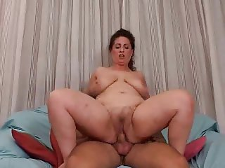 Plumber Fucking Fat Mom