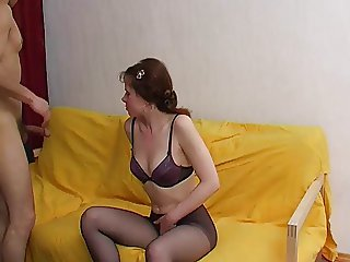 Pantyhose Butterfly
