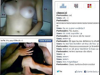 chatroulette - towel girl