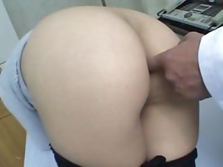 asian doctor and asian anal