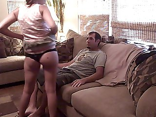 Amateur couple and hot fuck