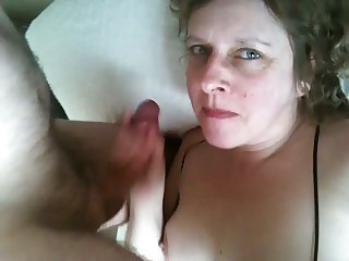 Miss Suzie sucking my m8 up to fuck her hard again