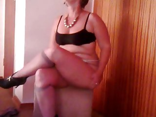 Mature stripping for a friend!