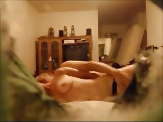 Cheating Wife Gets Quickie on Hidden Cam