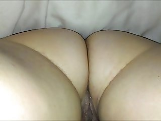 wife sexy ass, pussy and tits