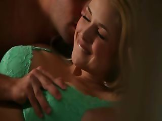 Sizzling hot blonde babe Sarah Vandella with big rack plowed