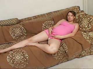 Nice pregnant Latina gets well fucked